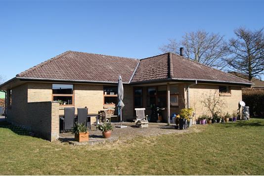 Villa på Violvej i Varde - Ejendommen
