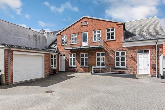 Villa på Nørregade i Varde - Ejendommen
