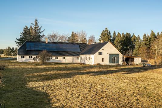 Villa på Skallingevej i Blåvand - Ejendommen