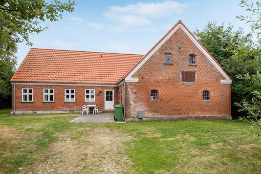 Villa på Østergade i Oksbøl - Ejendommen