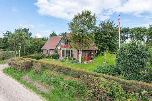 Villa på Hekkenfeldtvej i Nørre Nebel - Ejendommen