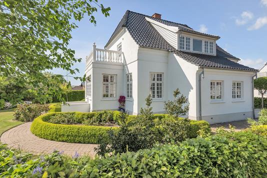 Villa på Klintingvej i Nørre Nebel - Ejendommen