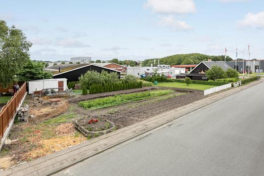 Helårsgrund på Slotsgade i Ølgod - Ejendommen