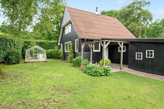 Villa på Bangsvej i Oksbøl - Ejendommen