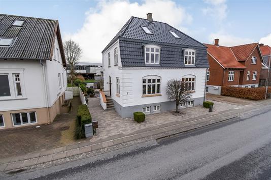 Villa på Lægårdvej i Holstebro - Ejendommen