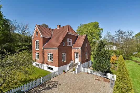Villa på Dalen i Holstebro - Ejendommen