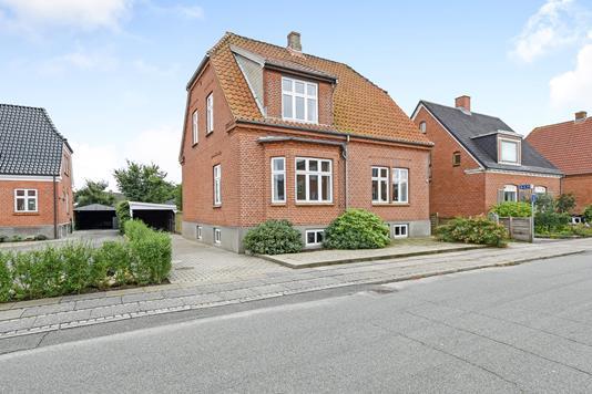Villa på Møllevej i Holstebro - Ejendommen
