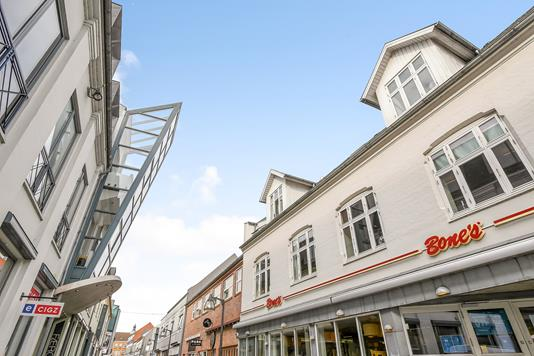 Ejerlejlighed på Østergade i Holstebro - Ejendommen