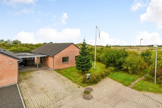 Villa på Havfruen i Holstebro - Ejendommen