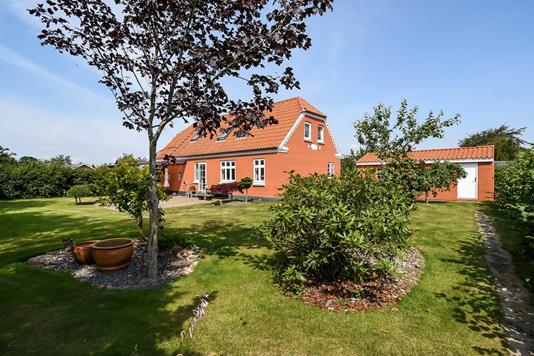 Villa på Skolevej i Holstebro - Ejendommen