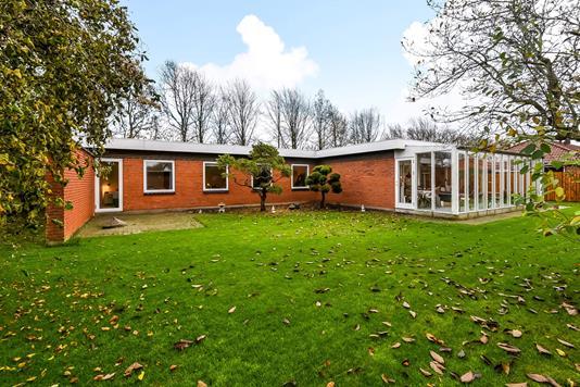 Villa på Hjaltesvej i Holstebro - Ejendommen