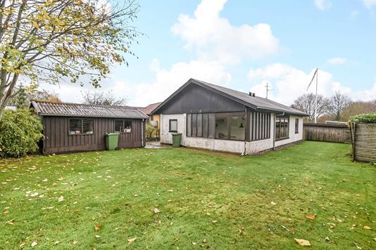 Villa på Gærdesmuttevej i Holstebro - Ejendommen