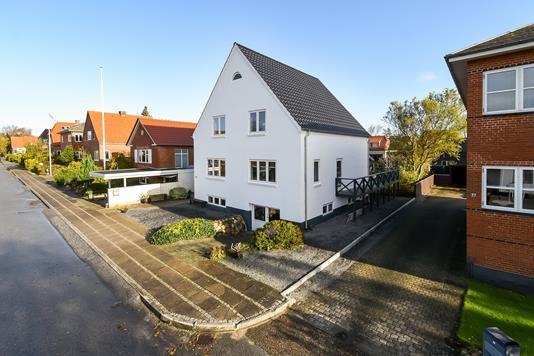 Villa på Ålykke i Holstebro - Ejendommen