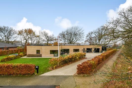 Villa på Egelund i Holstebro - Ejendommen