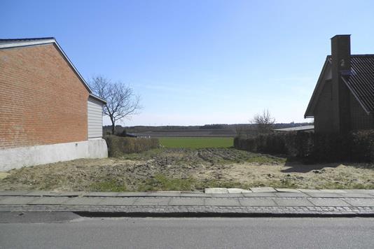 Helårsgrund på Hovedgaden i Holstebro - Udsigt