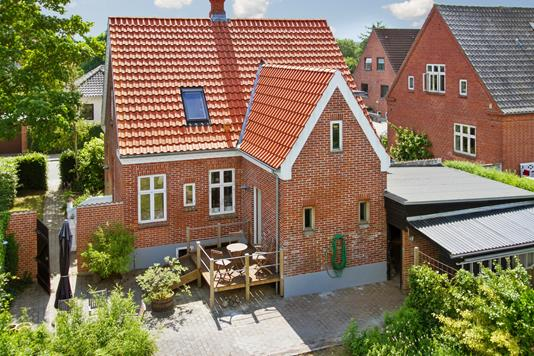Villa på Holbergsvej i Holstebro - Ejendommen