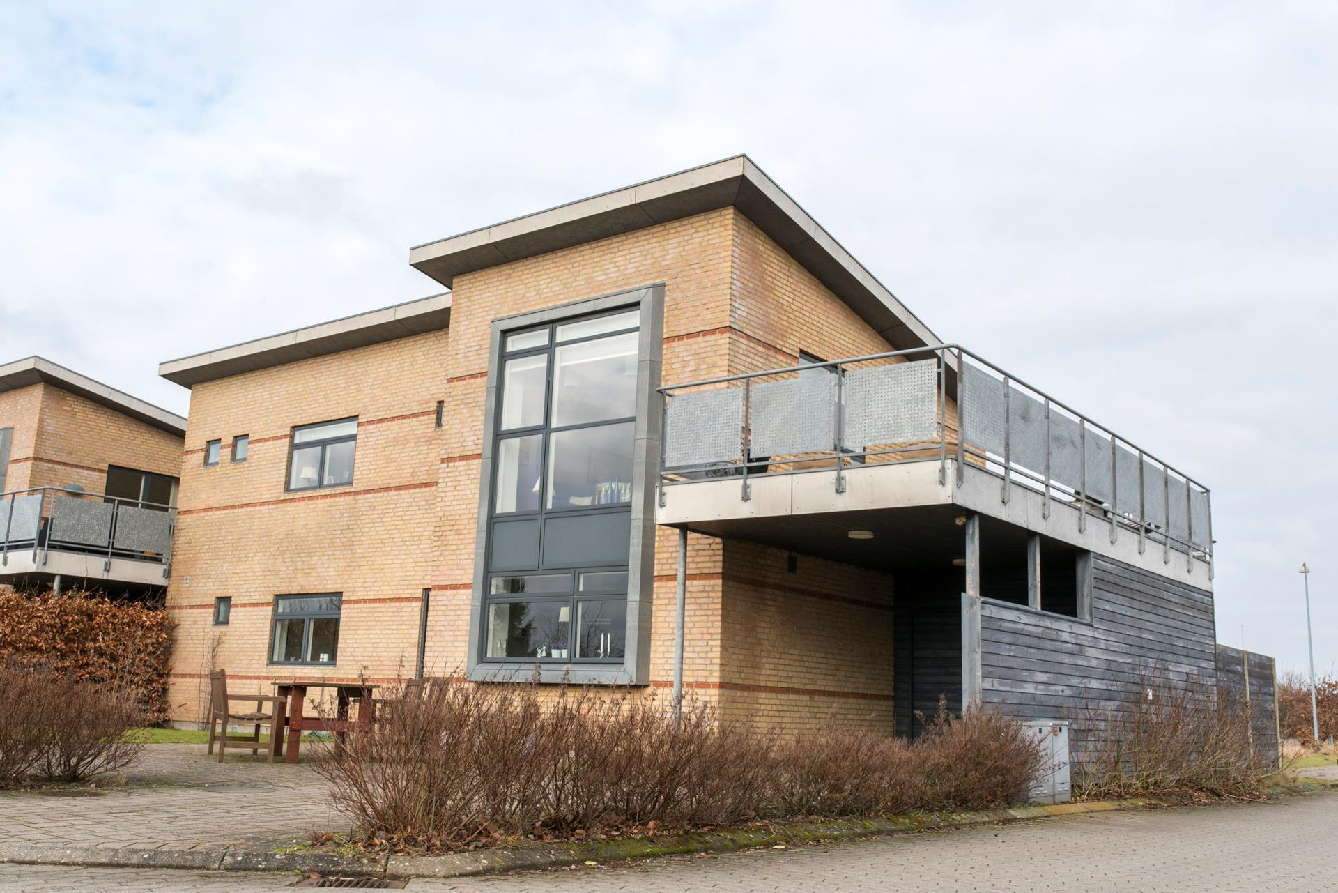 Rækkehus på Rølliken i Holstebro - Udendørs