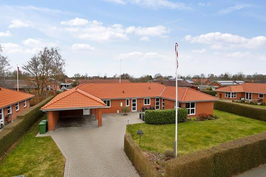 Villa på Harald Damtofts Vej i Holstebro - Ejendommen