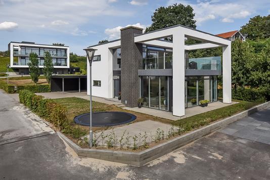 Villa på Lyngbakken i Holstebro - Ejendommen