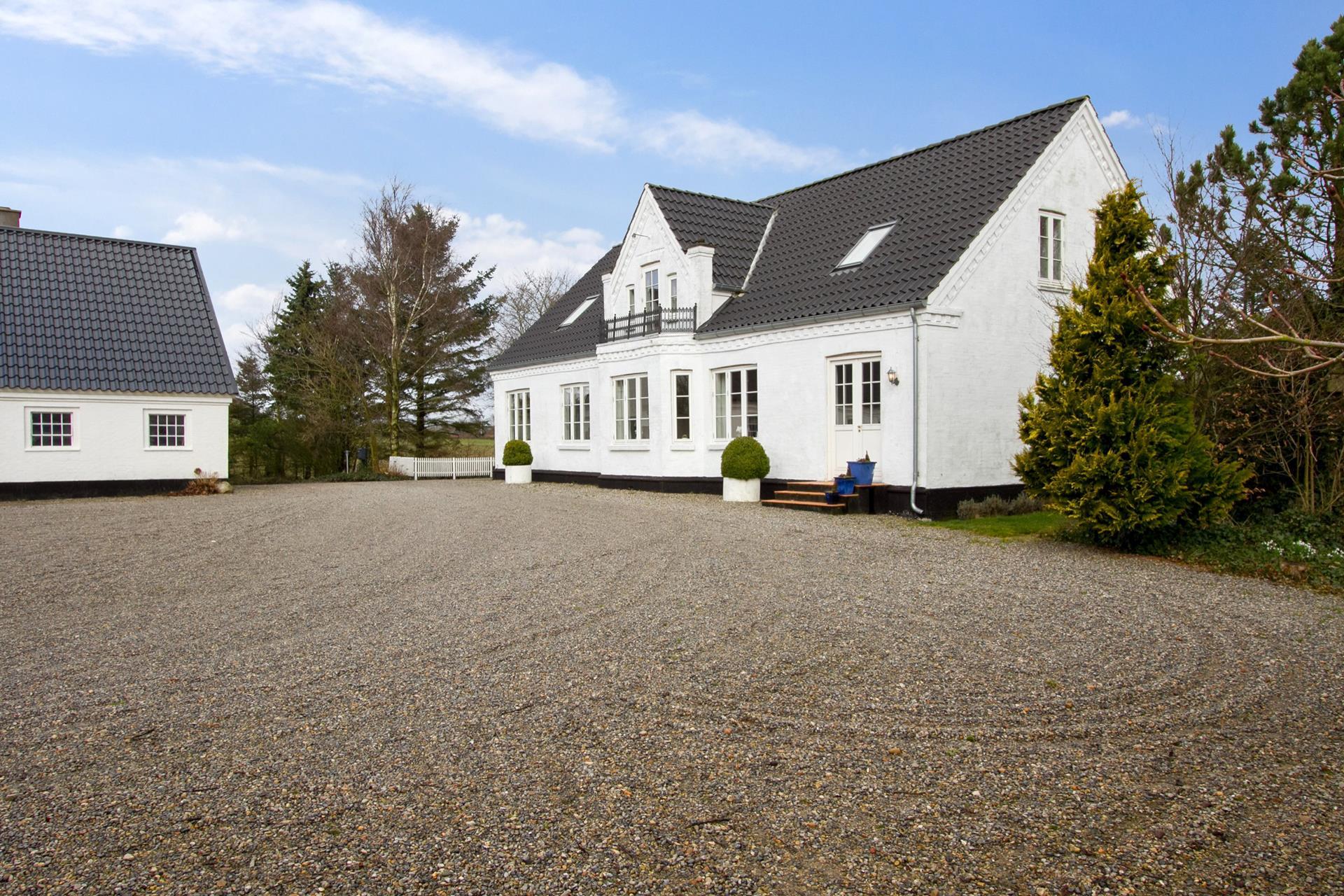 Landejendom på Godrimvej i Holstebro - Ejendommen