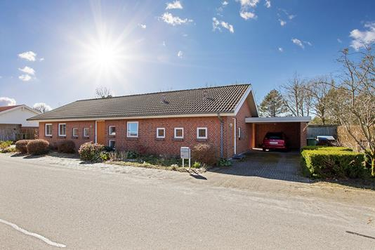 Villa på Hornshøjparken i Holstebro - Ejendommen