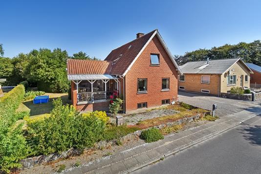 Villa på Bannestrupvej i Holstebro - Ejendommen