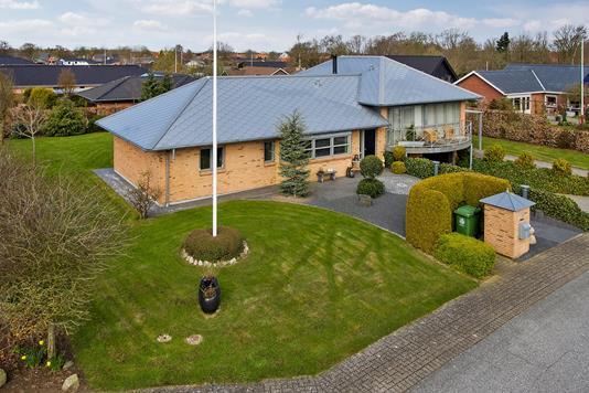 Villa på Vibevej i Holstebro - Ejendommen