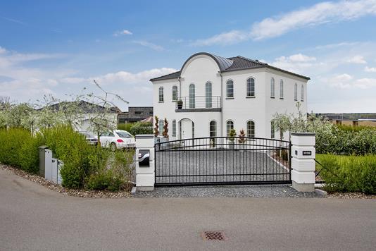 Villa på Frugthaverne i Holstebro - Ejendommen