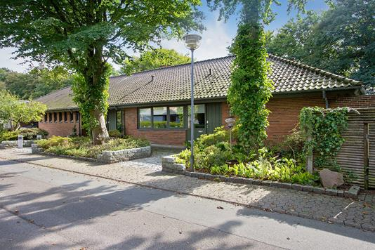 Villa på Knud Rasmussens Vej i Holstebro - Ejendommen