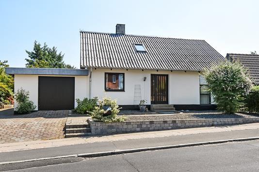 Villa på Skjernvej i Holstebro - Ejendommen