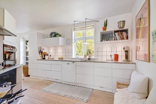 Villa på Dalen i Holstebro - Køkken