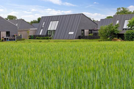 Villa på Teglparken i Holstebro - Standard udendørs