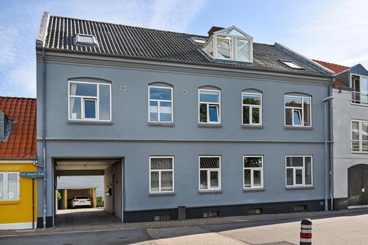 Ejerlejlighed på Sct Jørgens Gade i Holstebro - Ejendommen