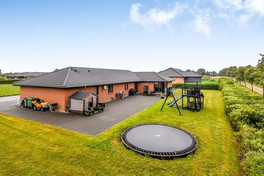 Villa på Meltoften i Holstebro - Ejendommen