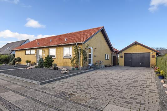 Villa på Havrevænget i Holstebro - Ejendommen