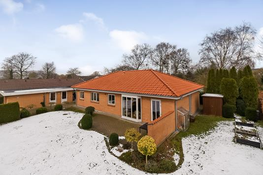 Villa på Ulsøevej i Holstebro - Ejendommen