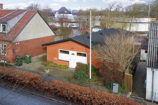 Villa på Herningvej i Holstebro - Ejendommen