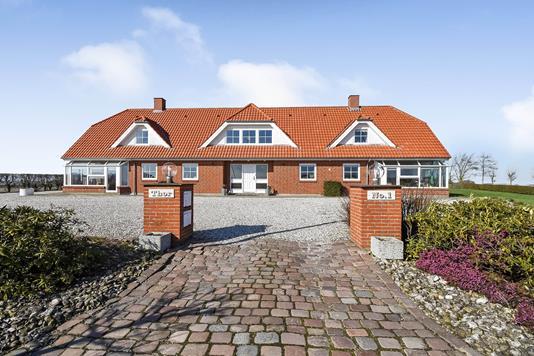 Villa på Villemoesvej i Hjerm - Ejendommen