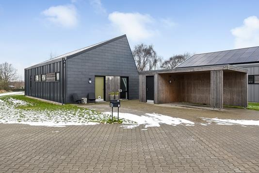 Villa på Teglparken i Holstebro - Ejendommen