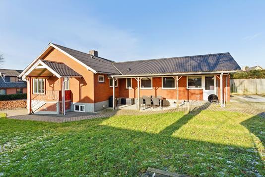 Villa på Holstebrovej i Holstebro - Ejendommen