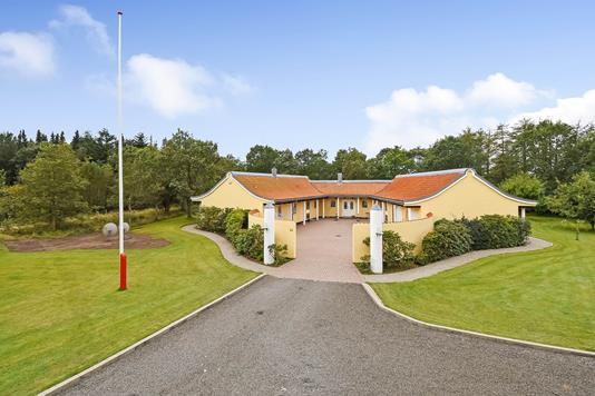 Villa på Lilleåvej i Holstebro - Ejendommen
