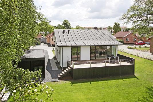 Villa på Jeppe Aakjærs Vej i Holstebro - Ejendommen