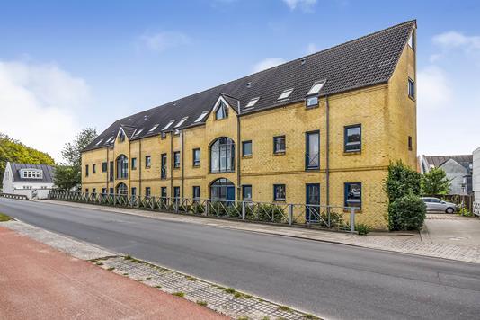 Ejerlejlighed på Jeppe Schous Gade i Holstebro - Ejendommen