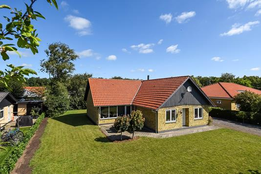 Villa på Valmuevej i Holstebro - Ejendommen