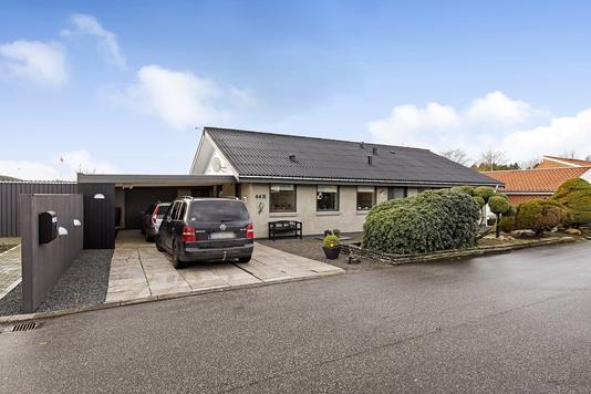 Villa på Fabersvej i Holstebro - Ejendommen