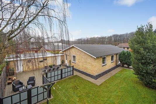 Villa på Suensonsvej i Holstebro - Terrasse
