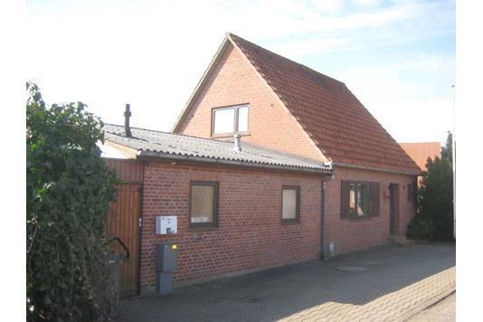 Villa på Nygade i Holsted - Facade