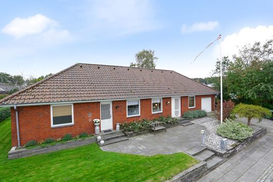 Villa på Toften i Holsted - Ejendommen