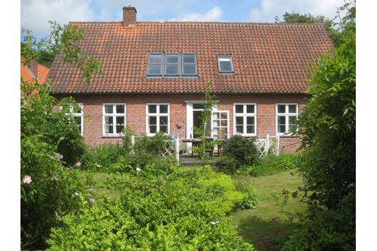 Villa på Fredensgade i Holsted - Facade