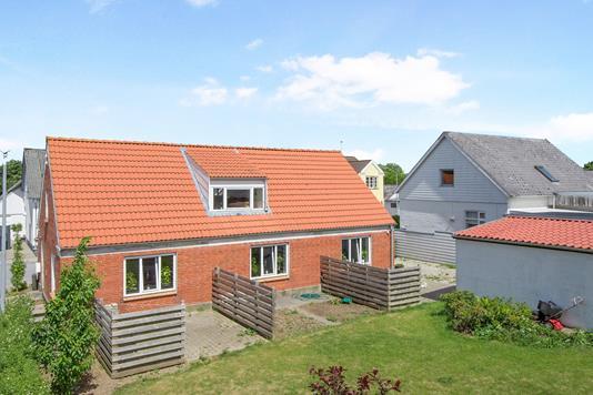 Villa på Fredensgade i Holsted - Ejendom 1